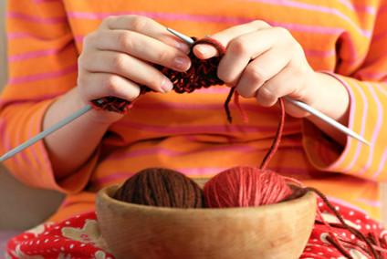 Knitting (Hand)