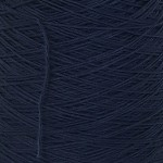 13 Navy 4ply Soft Cotton