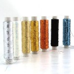 Metallic Glitter Spools - Bullion