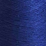 Aura Dyed Single Linen Yarn - Cobalt