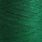 Aura Dyed Single Linen Yarn - Emerald