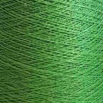 Aura Dyed Single Linen Yarn - Grass