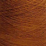 Aura Dyed Single Linen Yarn - Copper
