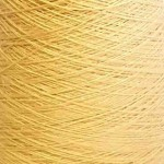 Aura Dyed Single Linen Yarn - Vanilla