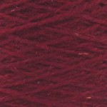 Coned Rug Wool - AX106 Beetroot