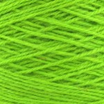 Coned Rug Wool - AX116 Lime