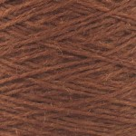 Coned Rug Wool - AX118 Bark