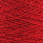 Coned Rug Wool - AX155 Scarlet