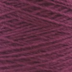 Coned Rug Wool - AX161 Berry