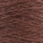 Coned Rug Wool - AX163 Walnut