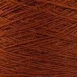 Coned Rug Wool - AX68 Russet