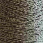 3/9wc Wool & Nylon Weaving Yarn - Slate