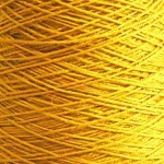 3/9wc Wool & Nylon Weaving Yarn - Sunshine