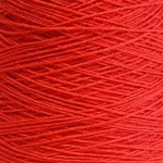 3/9wc Wool & Nylon Weaving Yarn - Blood Orange