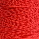 3/9wc Wool & Nylon Weaving Yarn - Blood Orange
