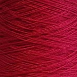 3/9wc Wool & Nylon Weaving Yarn - Cranberry