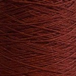 3/9wc Wool & Nylon Weaving Yarn - Henna