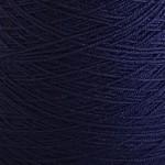 3/9wc Wool & Nylon Weaving Yarn - Navy