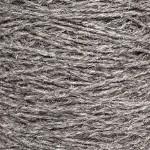 Berber coned rug wool - BB15 Granite