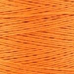 Pure Linen Cones - Tangerine