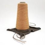 Cashmere - merino blend 100g cone - Sandstone