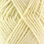 Pure British Chunky Wool - Ecru