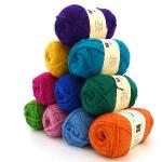 Pure British Chunky Wool Balls