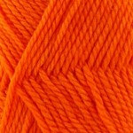 Pure British Chunky Wool - Orange