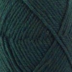 Pure British Chunky Wool - Racing Green