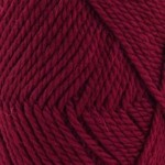 Pure British Chunky Wool - Wine