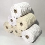 Recycled Cotton Cord Spools - group