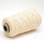 Warp Yarn 6/8 Cotton & Polyester 200g - side
