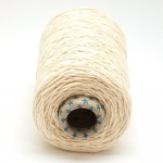 Warp Yarn 6/8 Cotton & Polyester 200g - end