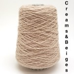 Coned Rug Wool - Creams & Beiges