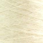 Chunky Mohair Cones - Ecru