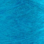 Chunky Mohair Balls - Kingfisher