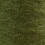 Chunky Mohair Balls - Olive