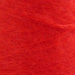 Chunky Mohair Cones - Red