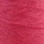 Chunky Mohair Cones - Rose