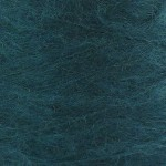 Chunky Mohair Cones - Teal