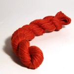 Double Knitting Cotton Skeins - Ginger