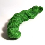 Double Knitting Cotton Skeins - Grass