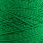 4ply Cotton Cones - Green