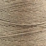 Pure Linen Cord - Natural
