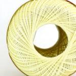 Empress Crochet Cotton Lemon