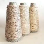 Fancy Textured Single Linen Yarn