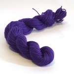 4ply Cotton Skeins - Violet