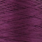 4ply Mercerised Cotton Aubergine