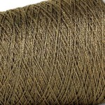 Glitter 4ply Metallic Yarn – 50g Platinum