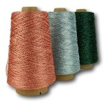 Glitter 4ply Metallic Yarn 200g